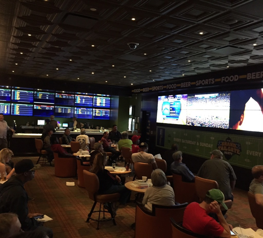 Downtown Grand Sports Book