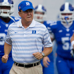 David Cutcliffe's Blue Devils  Look for a Strong Finish in the ACC
