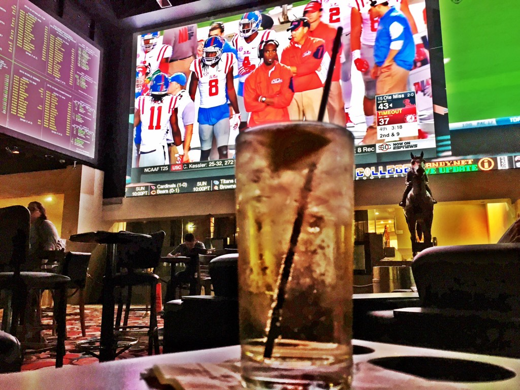 Westgate Super Book Screens Part of $13 mil sports book upgrades