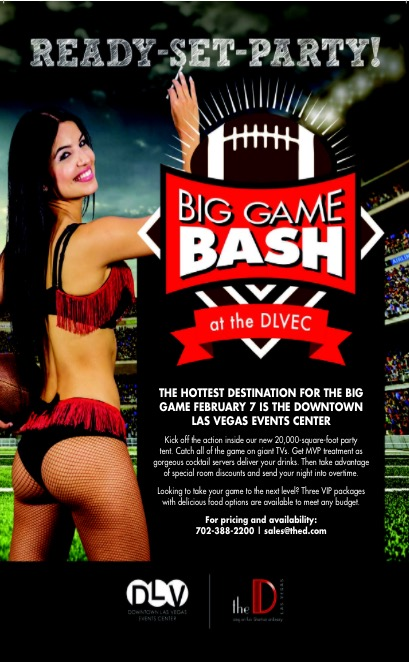 The D Big Game Bash