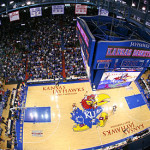 Kansas Jayhawks Amongst the Current Favorites to win   the NCAA Hoops Title