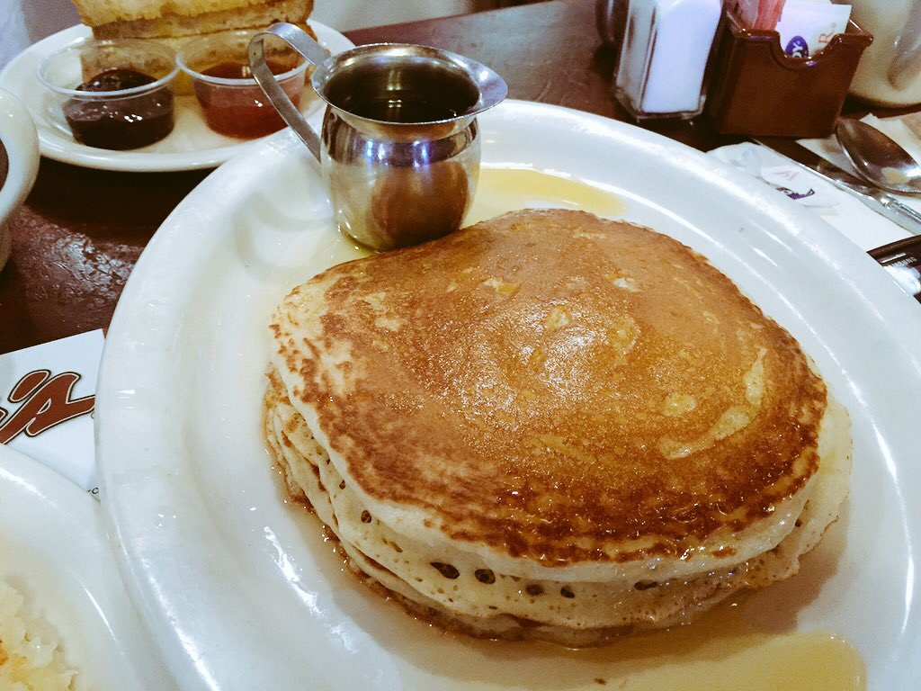 There is no Better Way to Start a Super Bowl Sunday than with a Short Stack from DuPars