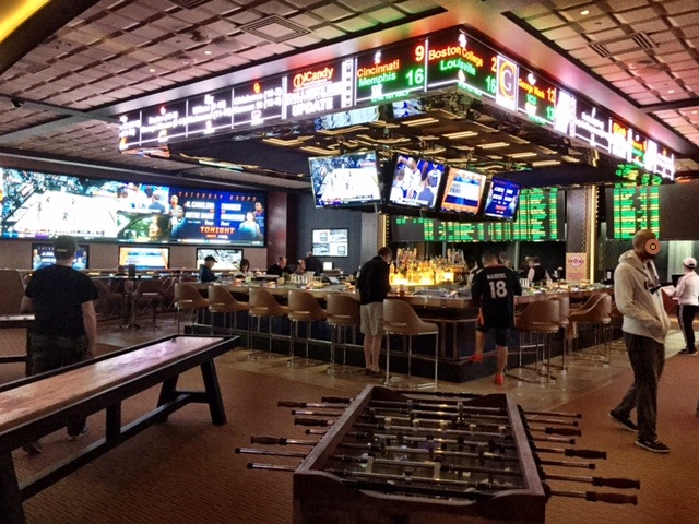 Cosmopolitan Sports Book The Vegas Parlay
