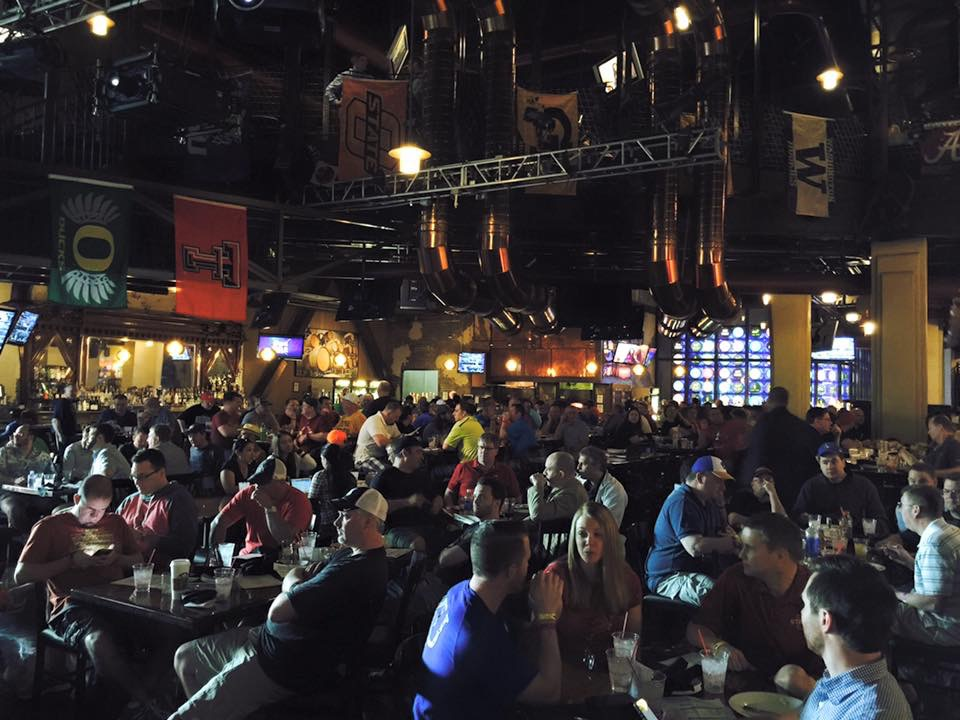 March Madness in Las Vegas Party  - The Pub at Monte Carlo