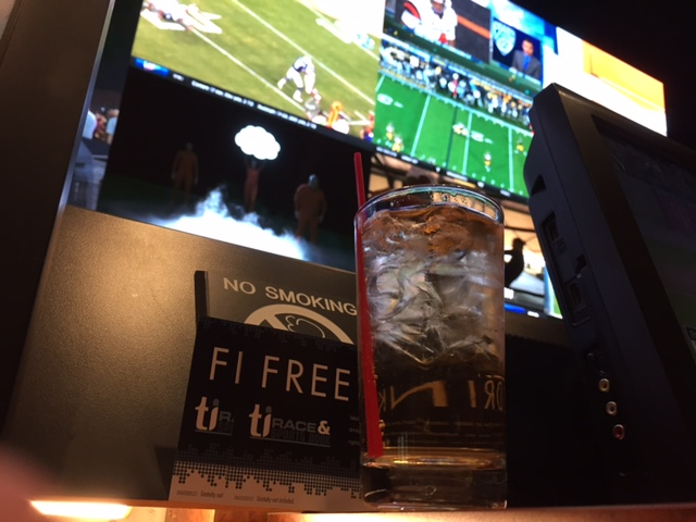 TI Sports Book - HD screens and easy free drink tickets