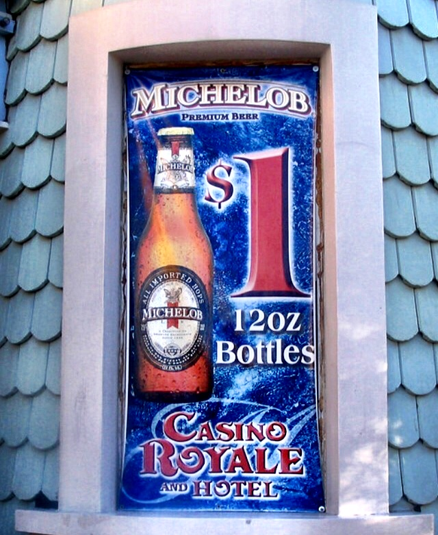 $1 Michelob is About as Cheap as it Gets on the Strip