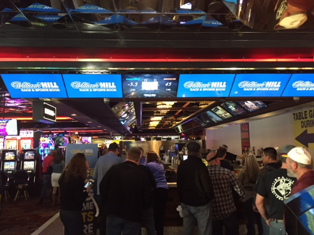 William Hill Sports Book at Casino Royale