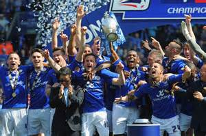 Leicester City - The Foxes were huge longshots to win the EPL Title