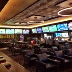 The New Sports Book at The California Gets a Thumbs Up