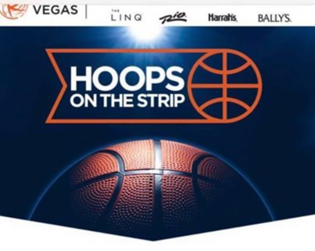 Several Caesars Ent. Properties Holding March Madness in Vegas Parties