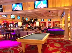 The New Sports Book at Encore Will Be Connected to the Existing Players Lounge (Image via VegasTripping.com)